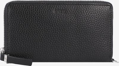 BREE Portemonnee 'Nea 162' in de kleur Zwart / Zilver, Productweergave