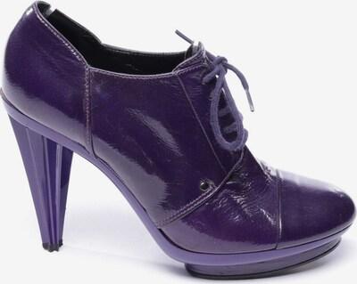 Sonia Rykiel Ankle Pumps in 39 in lila, Produktansicht