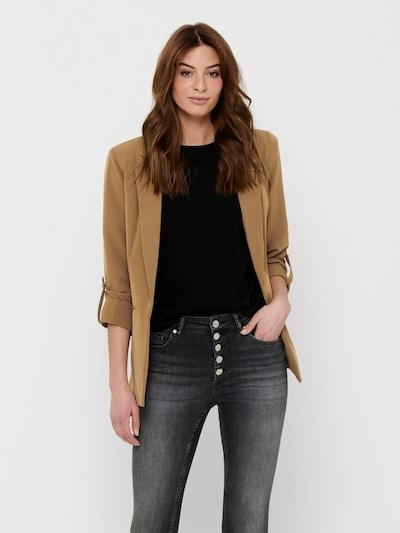 ONLY Blazer 'Kayle-Orleen' in braun, Modelansicht