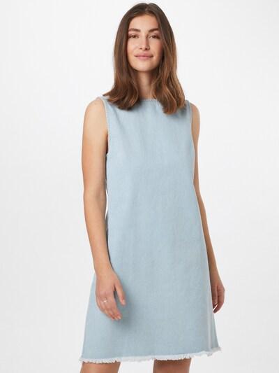 Rochie Trendyol pe albastru, Vizualizare model