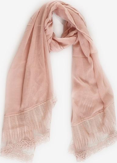 Emma & Kelly Schal im modernen Look in rosa, Produktansicht