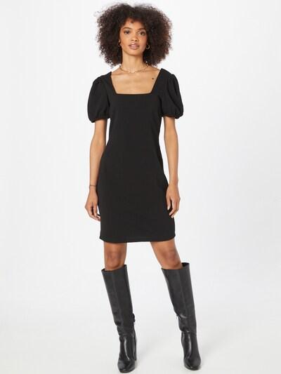 VERO MODA Robe 'POPPY' en noir, Vue avec modèle