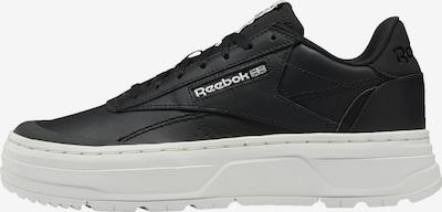Sneaker low Reebok Classic pe negru / alb, Vizualizare produs