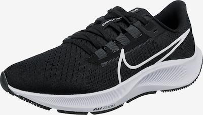 NIKE Running shoe 'Air Zoom Pegasus 38' in Black / White, Item view