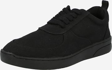 MELAWEAR Rövid szárú edzőcipők - fekete