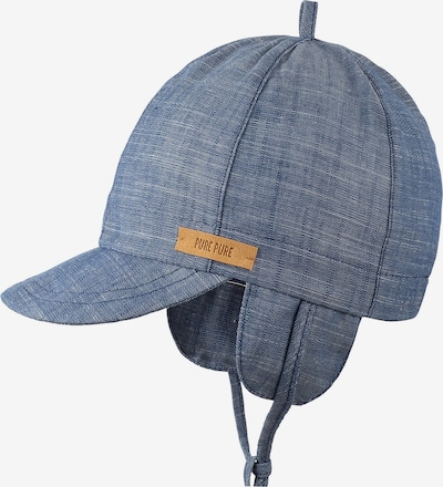 pure pure by BAUER Beanie in Blue / Brown, Item view