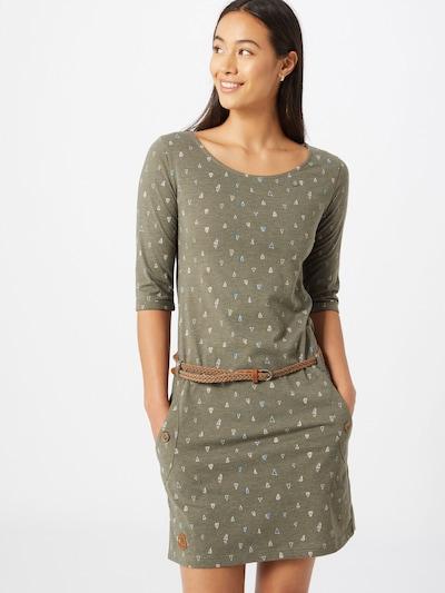 Ragwear Kleid 'Tanya' in oliv, Modelansicht