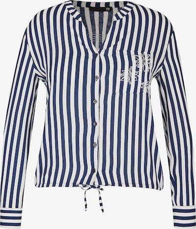 Rabe Gemusterte Hemden in blau, Produktansicht