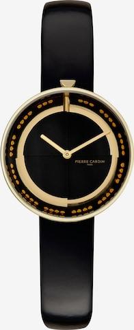 PIERRE CARDIN Uhr in Schwarz