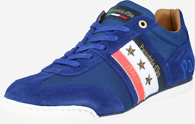 PANTOFOLA D'ORO Sneakers low 'IMOLA' in night blue / royal blue / melon / white, Item view