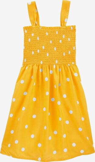 OshKosh Kleid in gelb / weiß, Produktansicht