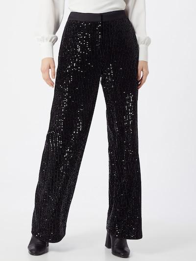 Pantaloni Esprit Collection pe negru, Vizualizare model