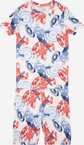 GAP Piżama w kolorze biały