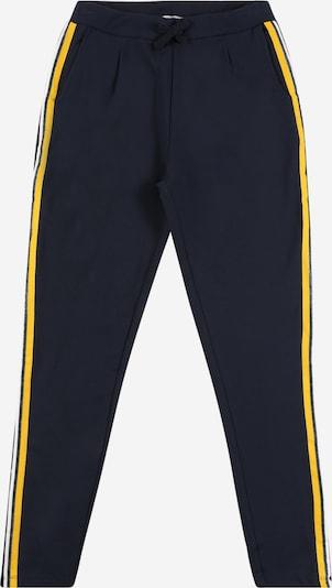 Guppy Housut 'OPINA' värissä laivastonsininen / keltainen / valkoinen, Tuotenäkymä