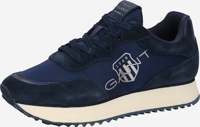 GANT Låg sneaker 'Bevinda' i marinblå / vit, Produktvy