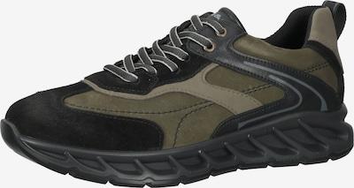 IGI&CO Sneakers in Beige / Khaki / Black, Item view