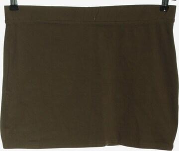 okay Skirt in XL in Brown