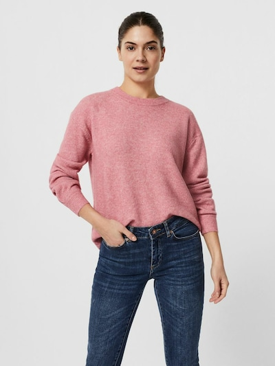 VERO MODA Sweater 'Philine' in Rose, View model