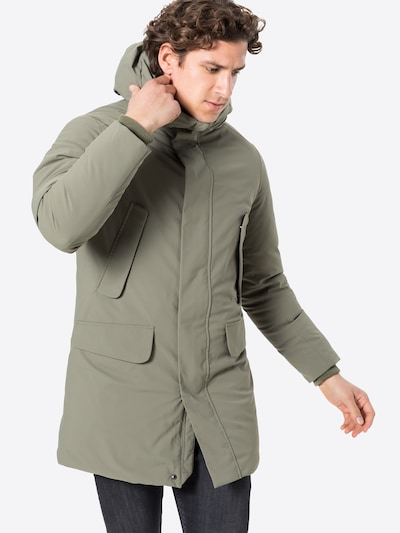 SAVE THE DUCK Jacke 'SMEGY' in khaki: Frontalansicht