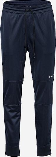 Kelnės iš Champion Authentic Athletic Apparel , spalva - tamsiai mėlyna / balta, Prekių apžvalga