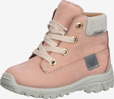 Pepino Stiefel in rosa / weiß, Produktansicht
