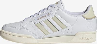 ADIDAS ORIGINALS Sneakers laag 'Continental 80' in de kleur Beige / Wit, Productweergave