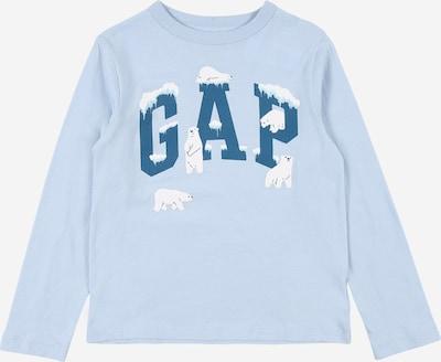 GAP Camiseta en navy / azul claro / blanco, Vista del producto