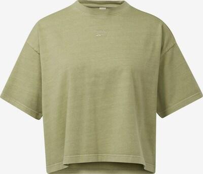 REEBOK Shirt in apfel, Produktansicht