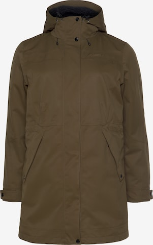Maier Sports Outdoor Jacket in Brown