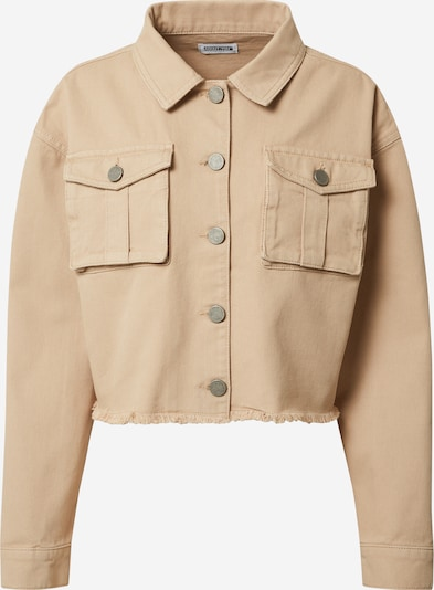 ABOUT YOU Limited Jacke 'Ela' by Jaqueline Vazzola in beige, Produktansicht