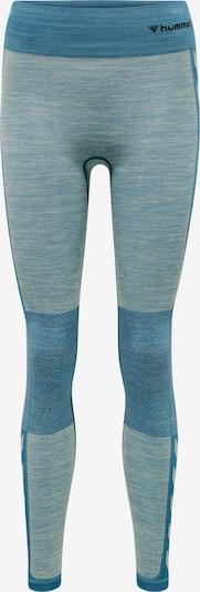 Hummel Sportbroek in de kleur Blauw / Zwart, Productweergave