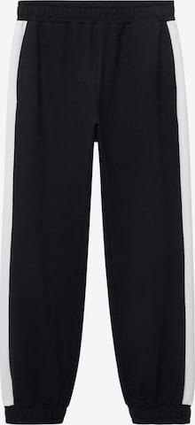 Pantalon MANGO TEEN en noir