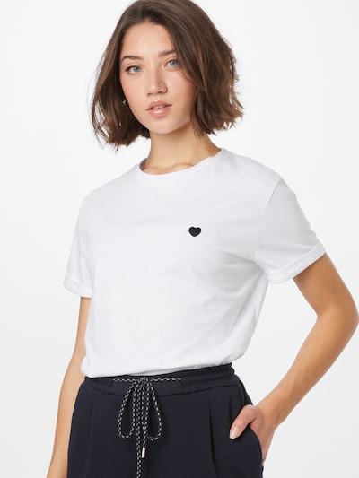OPUS Shirt 'Serz' in weiß: Frontalansicht