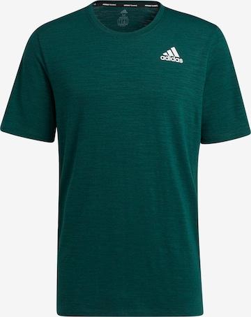 ADIDAS PERFORMANCE Funktsionaalne särk, värv roheline