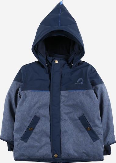 FINKID Tussenjas 'KOIRA' in de kleur Navy / Blauw gemêleerd, Productweergave