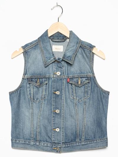 LEVI'S Jeansweste in M-L in blue denim, Produktansicht