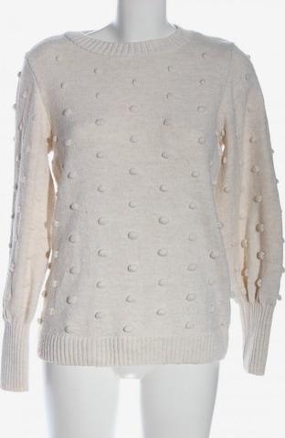 OBJECT Sweater & Cardigan in S in Beige
