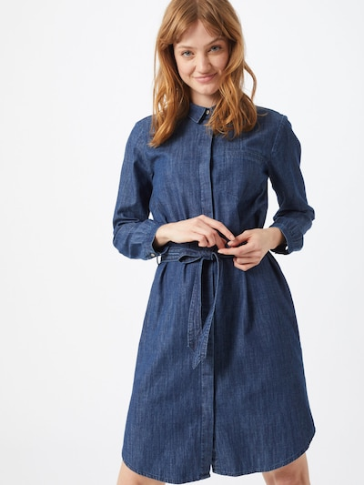 TOM TAILOR Kleid in blue denim, Modelansicht
