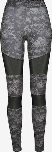 Urban Classics Curvy Leggings in de kleur Grijs / Stone grey / Donkergrijs / Zwart, Productweergave