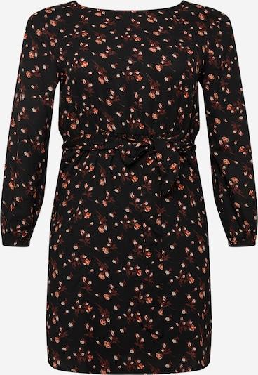 ABOUT YOU Curvy Kleid'Caja' in mischfarben / schwarz, Produktansicht