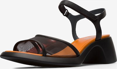 CAMPER Sandaal in de kleur Sinaasappel / Rood / Zwart, Productweergave