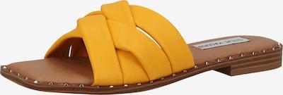 STEVE MADDEN Pantolette in gelb, Produktansicht