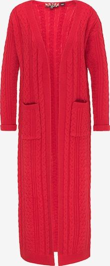 myMo ROCKS Gebreid vest in de kleur Rood, Productweergave