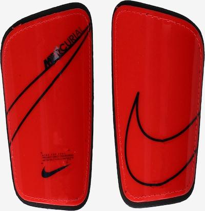 NIKE Schienbeinschoner in rot / schwarz, Produktansicht