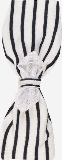 PETIT BATEAU Stirnband in navy / weiß, Produktansicht