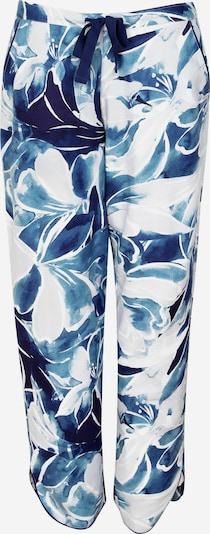 Cyberjammies Pantalon de pyjama 'Ellie' en bleu / blanc, Vue avec produit