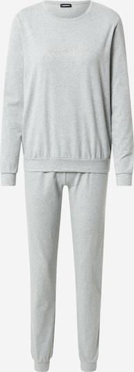 Pijama Emporio Armani pe auriu / gri amestecat, Vizualizare produs
