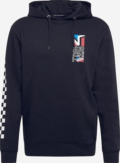 VANS Sweatshirt 'Dimension' in de kleur Gemengde kleuren / Zwart, Productweergave