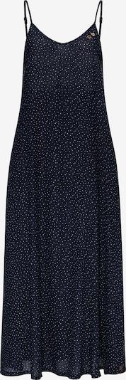 Ragwear Kleid 'Ludvika' in dunkelblau / weiß, Produktansicht