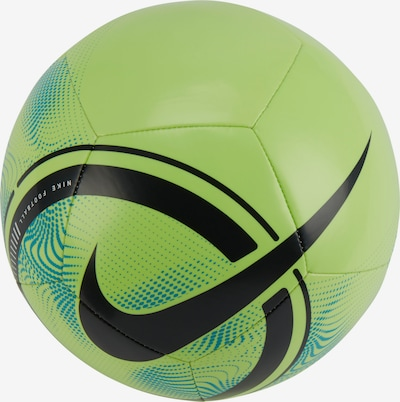 NIKE Fußball in jade / hellgrün / schwarz, Produktansicht